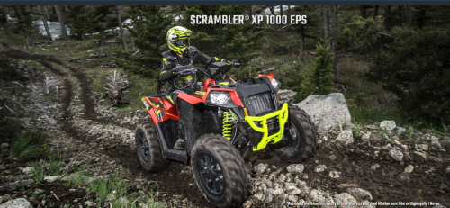 Scrambler XP 1000 EPS